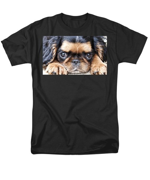 Puppy Love Men's T-Shirt  (Regular Fit)