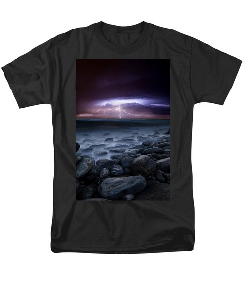 Raw Power Men's T-Shirt  (Regular Fit) by Jorge Maia