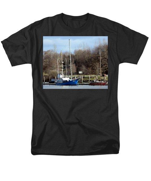 Raymond Fishing Boats Men's T-Shirt  (Regular Fit)