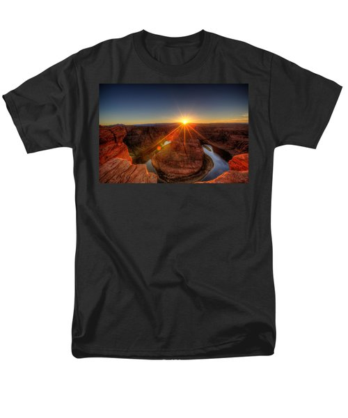 Rays Of Sunshine Men's T-Shirt  (Regular Fit) by Dave Files