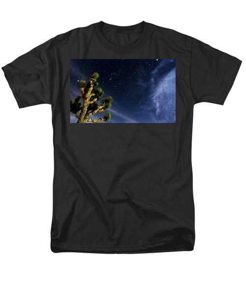 Reaching For The Stars Men's T-Shirt  (Regular Fit) by Angela J Wright