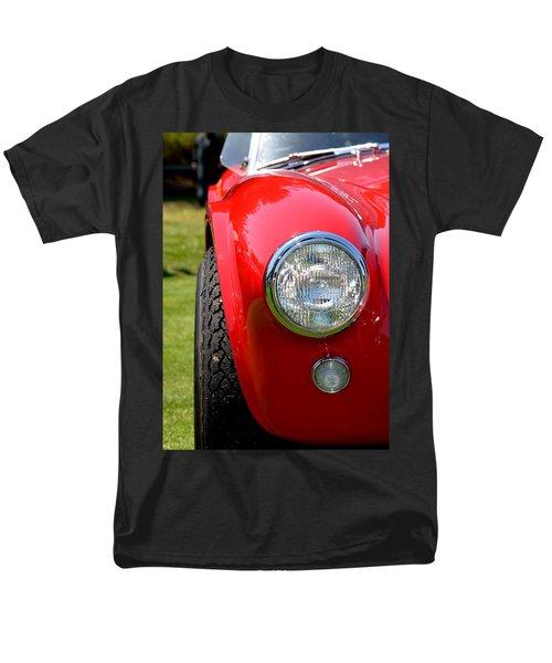 Men's T-Shirt  (Regular Fit) featuring the photograph Red Ac Cobra by Dean Ferreira