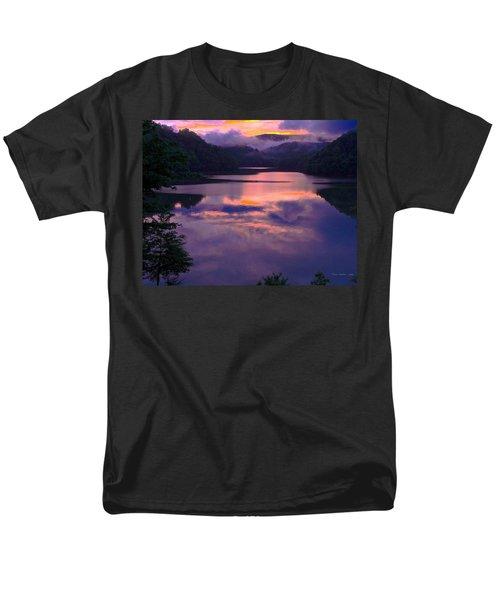 Reflected Sunset Men's T-Shirt  (Regular Fit) by Tom Culver