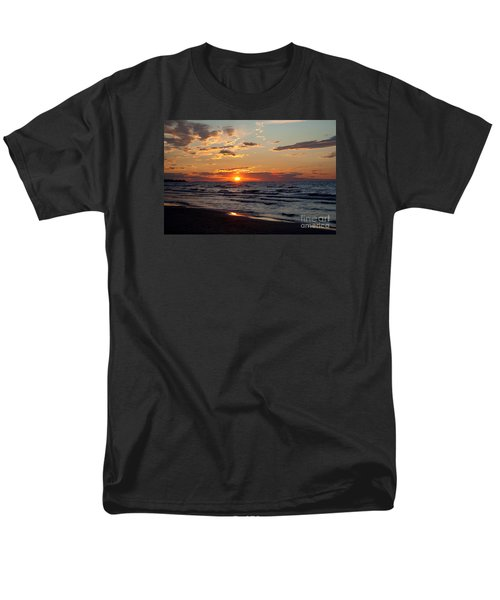 Men's T-Shirt  (Regular Fit) featuring the photograph Reflection by Barbara McMahon