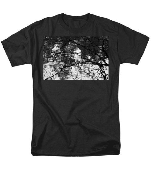 Men's T-Shirt  (Regular Fit) featuring the photograph Reflection by Yulia Kazansky