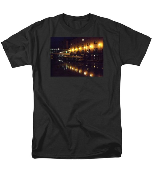 Men's T-Shirt  (Regular Fit) featuring the photograph Reflections by Jean Walker