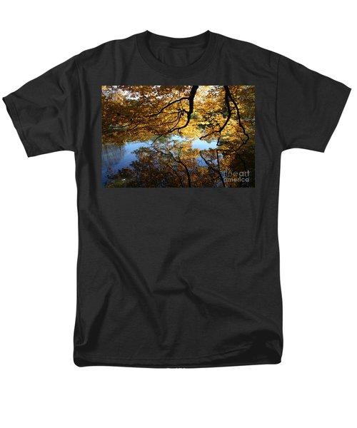 Reflections Men's T-Shirt  (Regular Fit) by John Telfer
