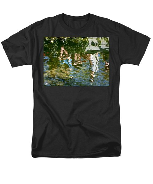 Reflections Of A Parade Men's T-Shirt  (Regular Fit) by Amelia Racca