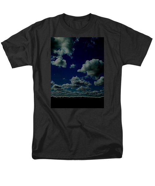 Men's T-Shirt  (Regular Fit) featuring the digital art Regret by Jeff Iverson