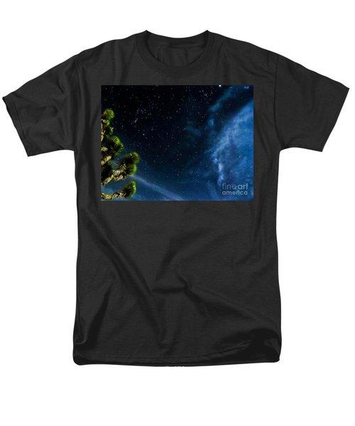 Releasing The Stars Men's T-Shirt  (Regular Fit) by Angela J Wright
