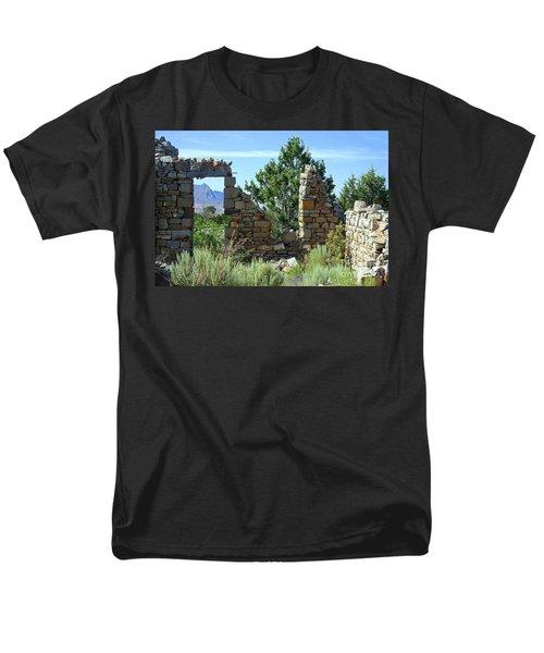 Remains Of A Dream Men's T-Shirt  (Regular Fit) by Bob Hislop