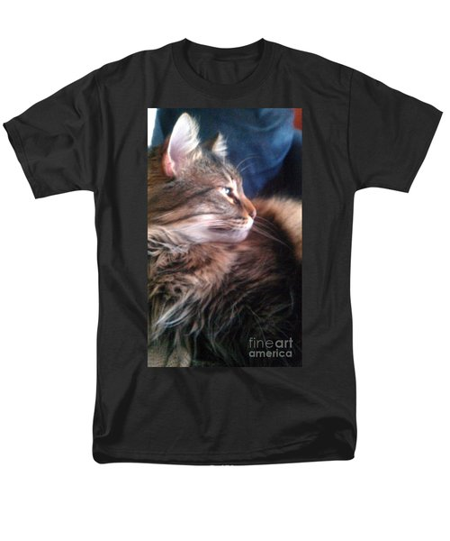 Men's T-Shirt  (Regular Fit) featuring the photograph Remembering Bo by Jacqueline McReynolds