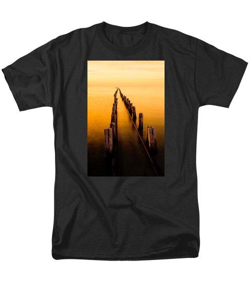Remnants Men's T-Shirt  (Regular Fit) by Chad Dutson