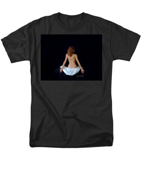 Rennaisance Woman Men's T-Shirt  (Regular Fit) by Donna Blackhall