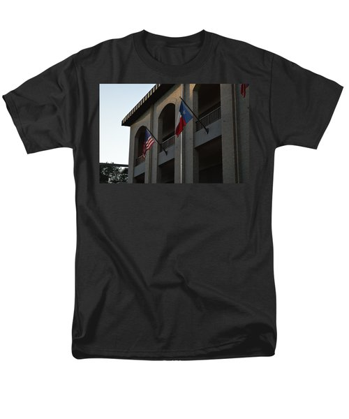 Men's T-Shirt  (Regular Fit) featuring the photograph Respect by Shawn Marlow