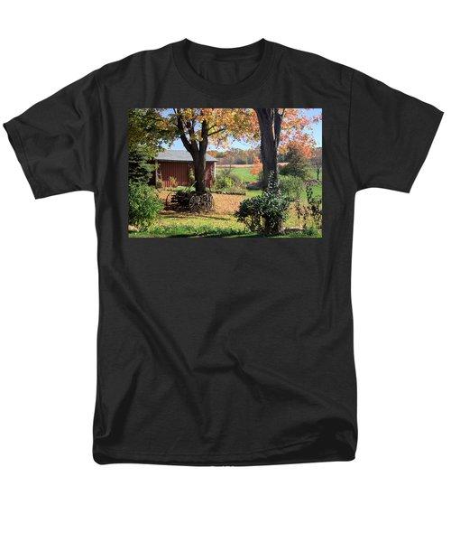Retired Wagon Men's T-Shirt  (Regular Fit)
