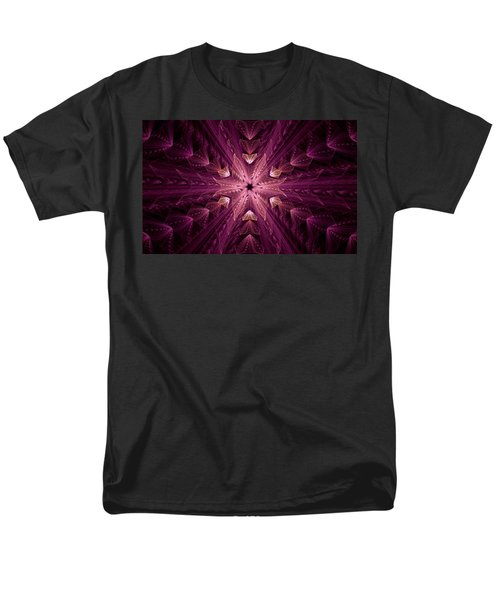 Men's T-Shirt  (Regular Fit) featuring the digital art Returning Home by GJ Blackman