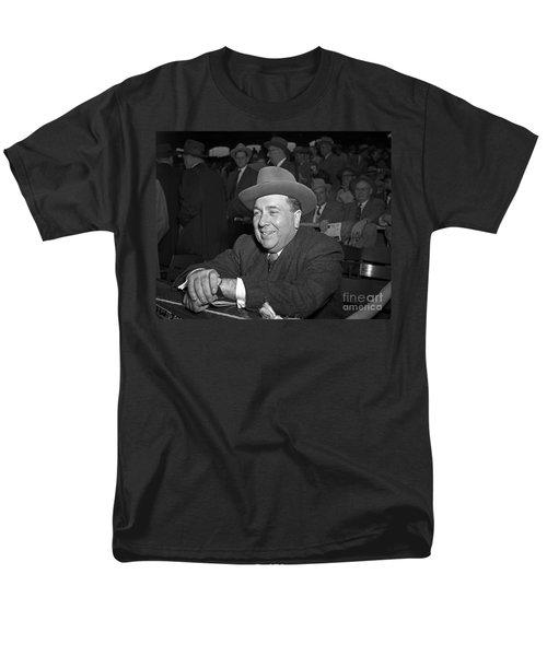 Richard J. Daley 1955 Men's T-Shirt  (Regular Fit) by Martin Konopacki Restoration