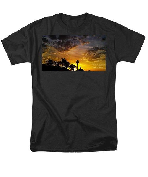 Rise Men's T-Shirt  (Regular Fit) by Chris Tarpening