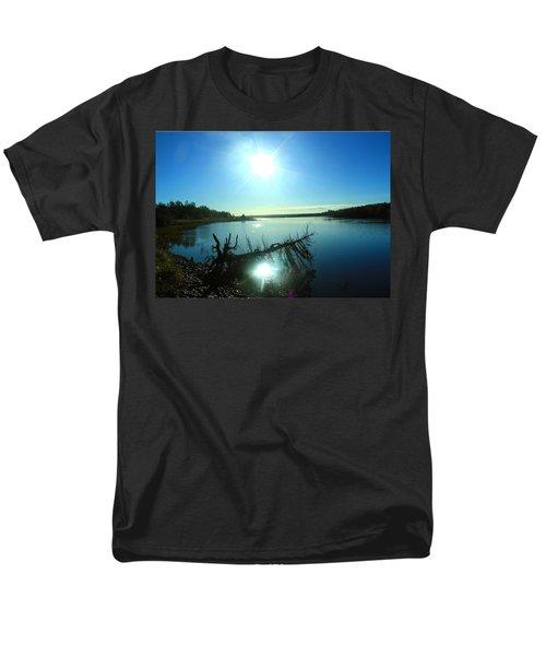 River Ryan Men's T-Shirt  (Regular Fit) by Jason Lees