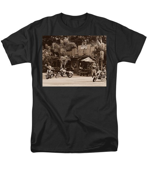 Roadhouse Men's T-Shirt  (Regular Fit) by Laura Fasulo