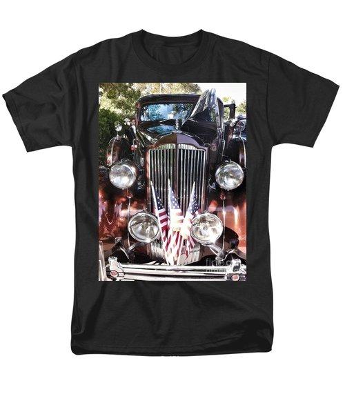 Rolls Royce Car  Men's T-Shirt  (Regular Fit) by Susan Garren