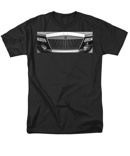 Rolls Royce Men's T-Shirt  (Regular Fit) by Maj Seda