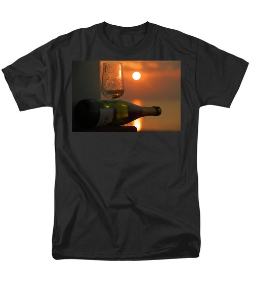 Men's T-Shirt  (Regular Fit) featuring the photograph Romance by Leticia Latocki