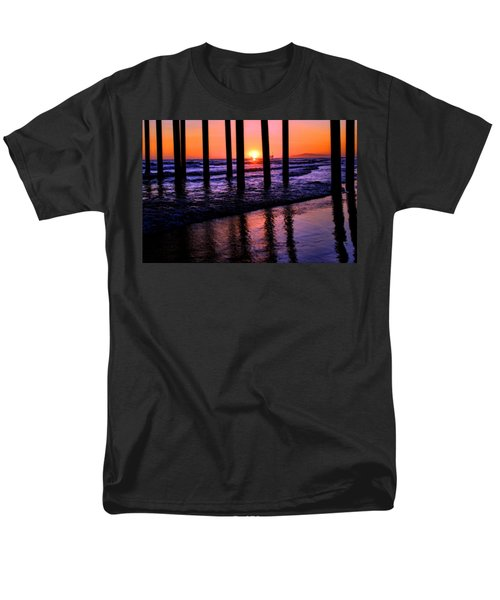 Romantic Stroll Men's T-Shirt  (Regular Fit) by Tammy Espino