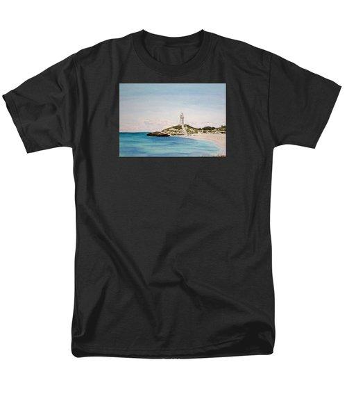 Rottnest Island Australia Men's T-Shirt  (Regular Fit) by Elvira Ingram