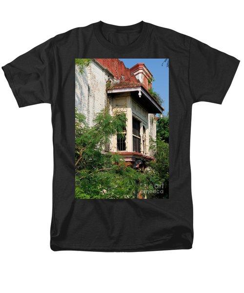 Royal Balcony Men's T-Shirt  (Regular Fit) by Kiran Joshi