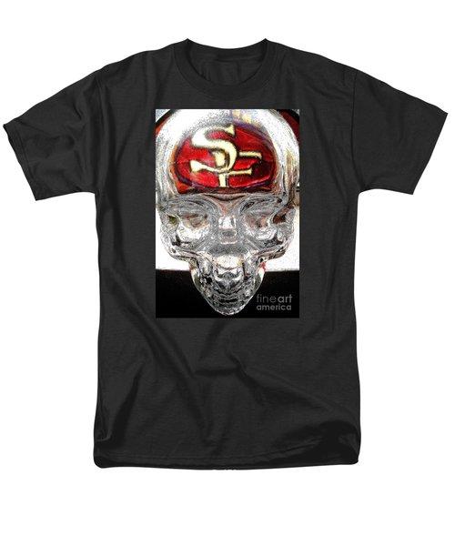 S. F. 49ers Men's T-Shirt  (Regular Fit) by John King