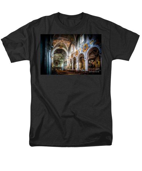 Saint George Basilica Men's T-Shirt  (Regular Fit) by Traven Milovich