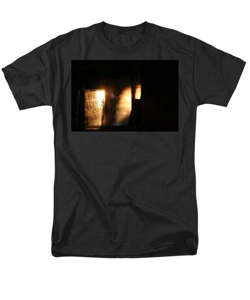 Sam Adams Men's T-Shirt  (Regular Fit) by David S Reynolds