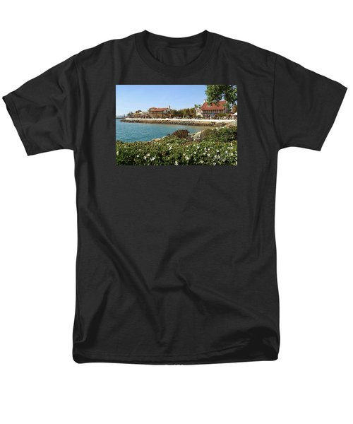 Men's T-Shirt  (Regular Fit) featuring the photograph San Diego Cute Place by Jasna Gopic
