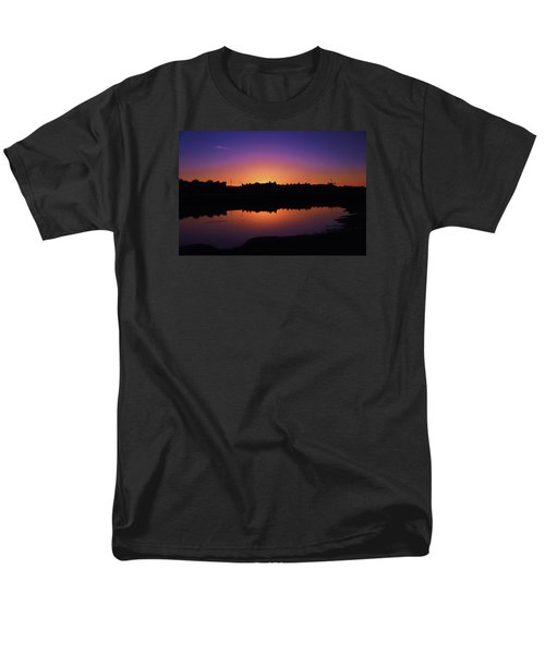 Men's T-Shirt  (Regular Fit) featuring the photograph San Francisco Daze by Sean Sarsfield