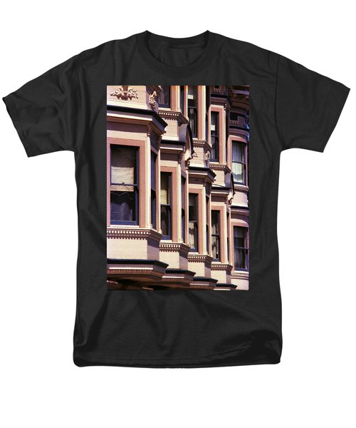 Men's T-Shirt  (Regular Fit) featuring the photograph San Francisco Sunshine  by Ira Shander