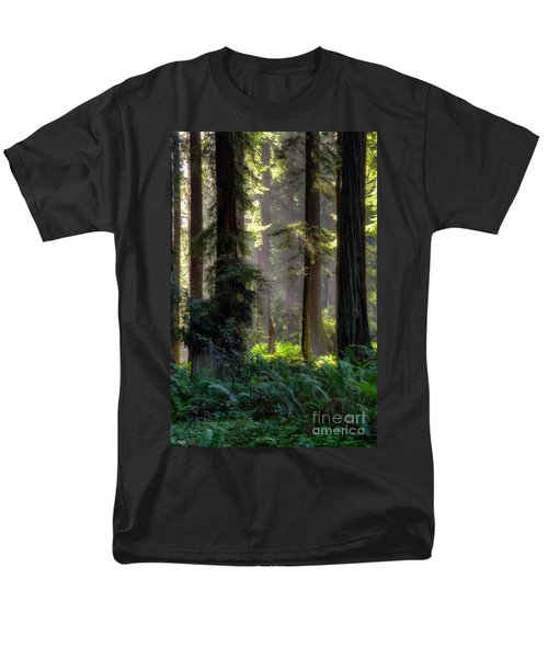 Sanctuary 2 Men's T-Shirt  (Regular Fit) by Mark Alder