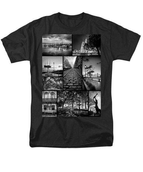 Scenes From Savannah Men's T-Shirt  (Regular Fit) by Renee Sullivan