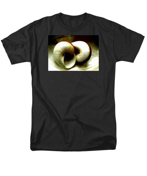 Sea Shells Meeting Men's T-Shirt  (Regular Fit) by Colette V Hera  Guggenheim