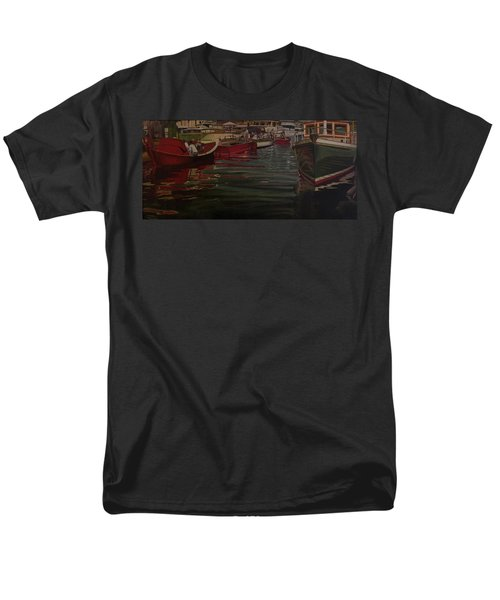 Seattle Boat Show Men's T-Shirt  (Regular Fit) by Thu Nguyen