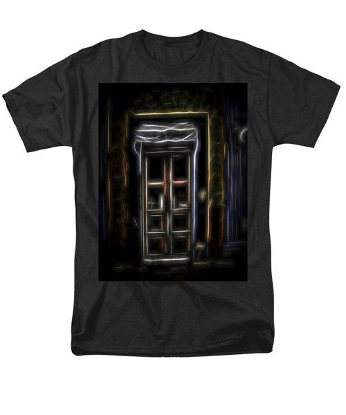 Secret Doorway Men's T-Shirt  (Regular Fit) by William Horden