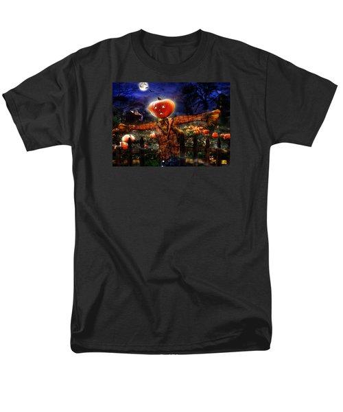 Secrets Of The Night Men's T-Shirt  (Regular Fit) by Alessandro Della Pietra