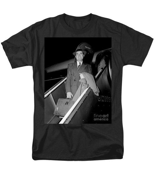 Senator Nixon 1952 Men's T-Shirt  (Regular Fit) by Martin Konopacki Restoration