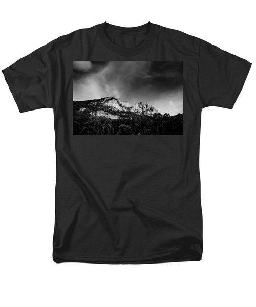 Seneca Rocks Men's T-Shirt  (Regular Fit)