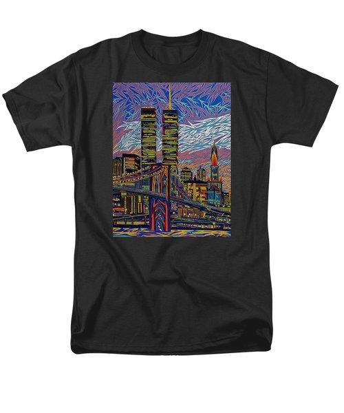 September 10th  Men's T-Shirt  (Regular Fit) by Robert SORENSEN