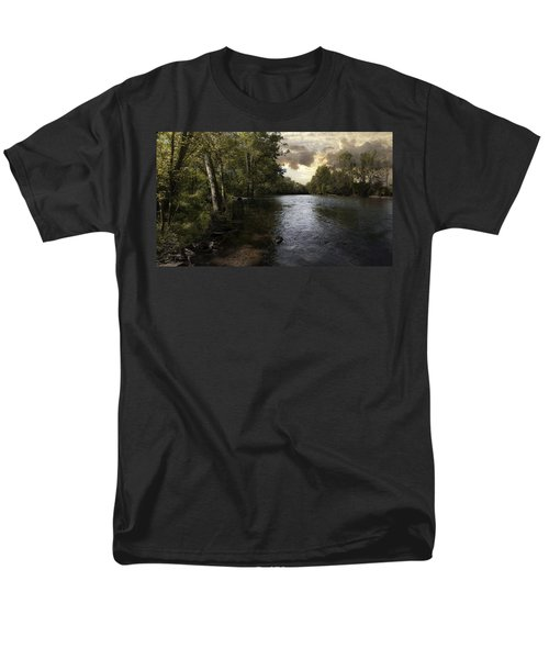 Men's T-Shirt  (Regular Fit) featuring the photograph Serenity by Lynn Geoffroy