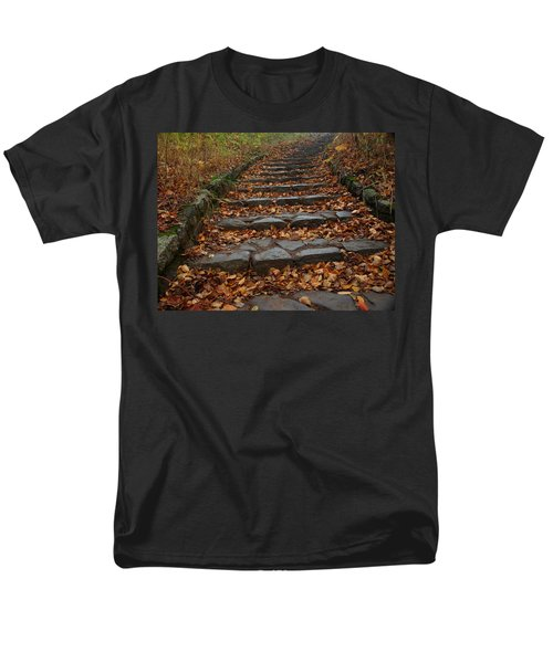Men's T-Shirt  (Regular Fit) featuring the photograph Serenity by James Peterson