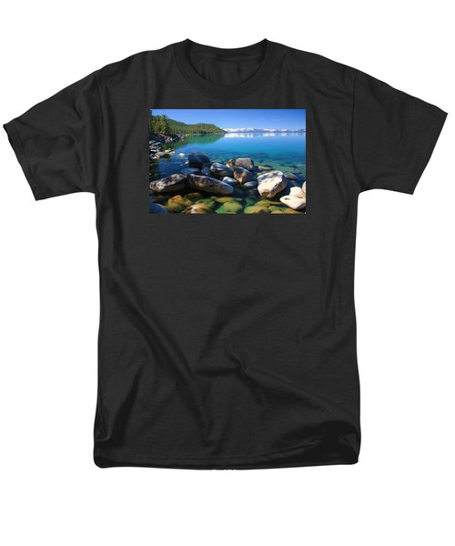 Men's T-Shirt  (Regular Fit) featuring the photograph Serenity by Sean Sarsfield