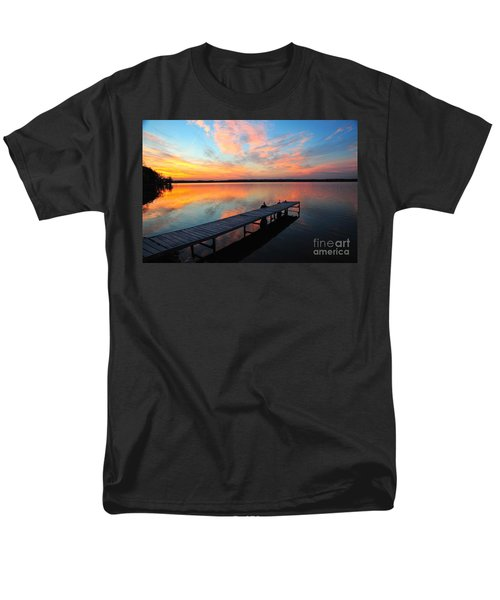 Men's T-Shirt  (Regular Fit) featuring the photograph Serenity by Terri Gostola